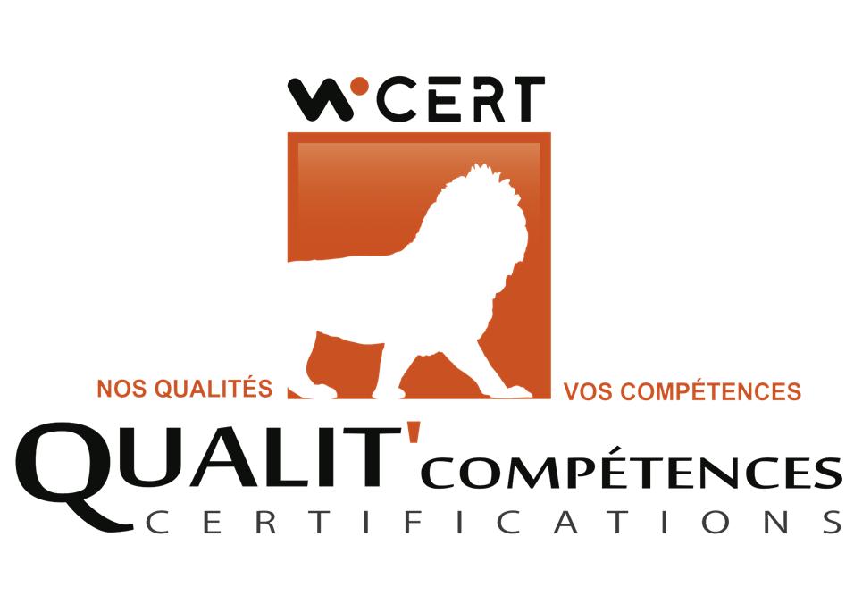 WiCert Qualit'Compétences